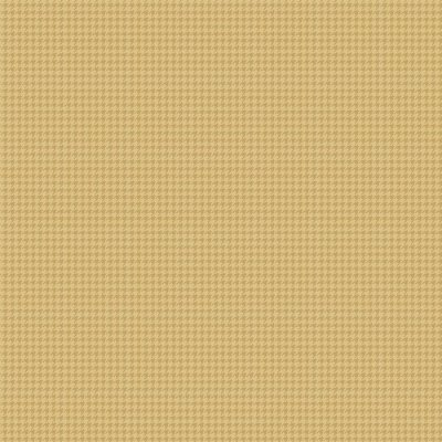 Tecido Tricoline Micro Pied De Poule Doce de Leite - Fundo Bege - Preço de 50 cm x 150cm