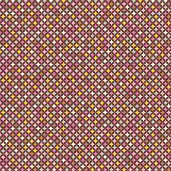 Tecido Tricoline Geométrico Colorido - Preço de 50 cm X 150 cm
