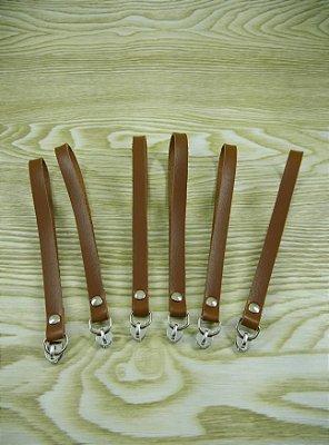 Cursor Nº 5 com Puxador Caramelo - 15 cm