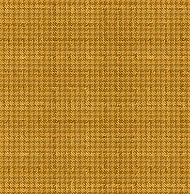 Tecido Tricoline Micro Pied De Poule Mostarda - Preço de 50 cm x 150cm