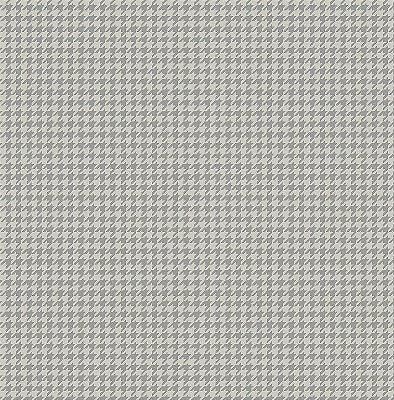 Tecido Tricoline Micro Pied De Poule Cinza - Preço de 50 cm x 150cm