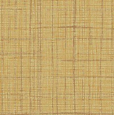 Tecido Tricoline Textura Riscada Marrom - Café c/ Leite - Coleção Neutro Tom Tom - Preço de 50 cm x 150 cm