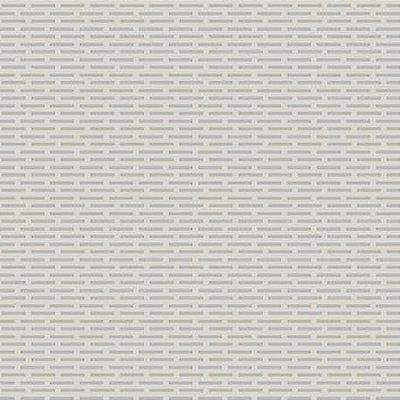 Tecido Tricoline Tijolinhos - Fundo Cinza - Preço de 50cm x 150cm
