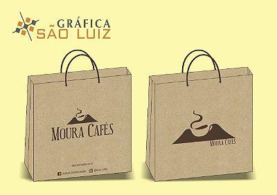 Sacola Moura Cafés