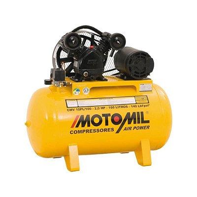 Compressor Cmv 10Pl/100L Motor 2 Cv Mono