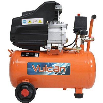 Compressor De Ar 25L 2,5Hp 220V (Vulcan)