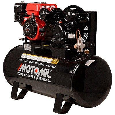 Compressor 15/130L 145Lbs Gasolina 5.5CV