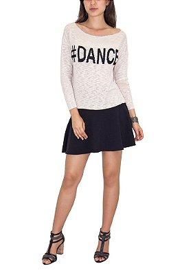 PURA ESSENCIA blusa tricot dance