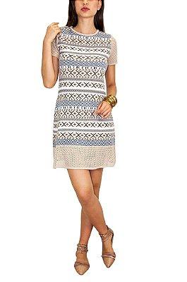 MAMÔ vestido tricot