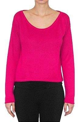 ARMAZÉM tricot básico pink