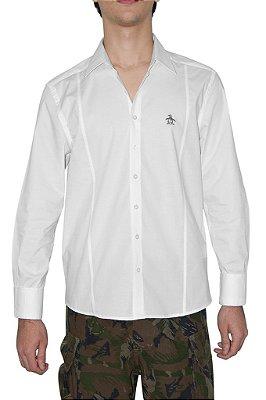 PENGUIN camisa branca