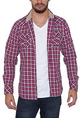 PENGUIN camisa xadrez