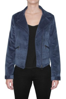 OPERA ROCK jaqueta correntes azul