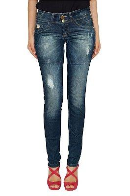 DENUNCIA calça jeans skinny