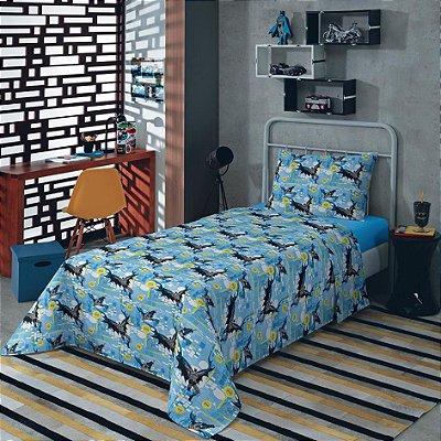 LEPPER jogo de cama batman 2 peças