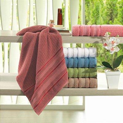LUFAMAR jogo de toalhas 2 peças Bellagio
