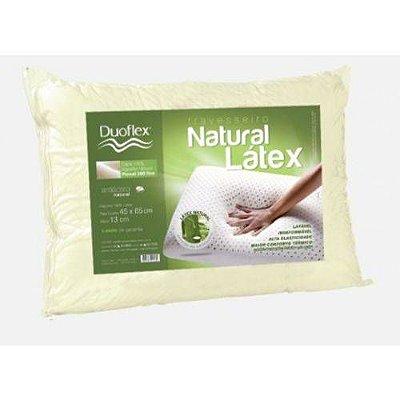 Travesseiro Natural Látex 45x65cm - Duoflex