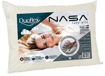 Travesseiro Nasa Alto Luxo 50x70cm - Duoflex