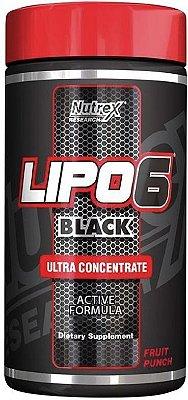 LIPO 6 BLACK ULTRA CONCENTRADO (125g) - NUTREX
