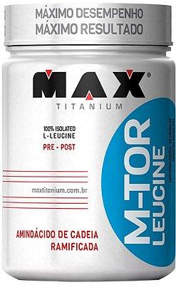 M-TOR LEUCINE (120caps) - MAX TITANIUM