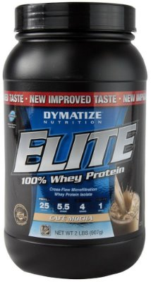 ELITE WHEY ISOLATE (15% mais! 940g) - DYMATIZE