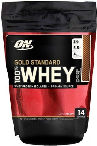 100% WHEY GOLD STANDARD ON REFIL (454g) - OPTIMUM