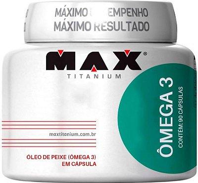 OMEGA 3 (90caps) - MAX TITANIUM