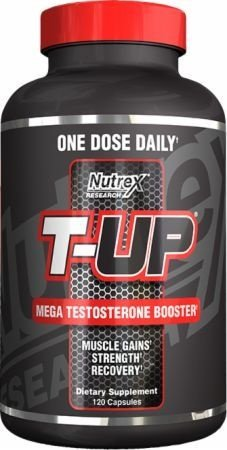 T-UP TESTOSTERONA MEGA BOOSTER (60caps) - NUTREX