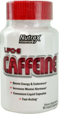 LIPO 6 CAFFEINE (60caps) - NUTREX
