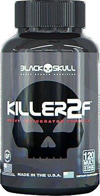 KILLER 2F (120caps) - BLACK SKULL