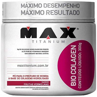 COLÁGENO BIO COLAGEN (300g) - MAX TITANIUM