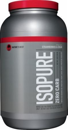 ISOPURE ZERO CARB (1361g) - NATURES BEST
