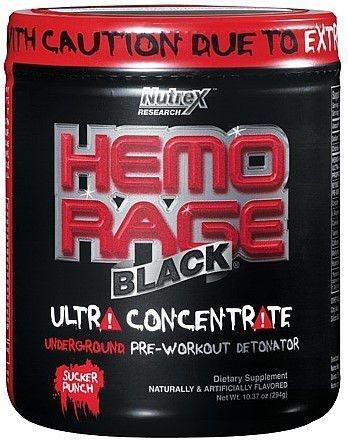 HEMORAGE BLACK ULTRA CONCENTRADO (320g) - NUTREX