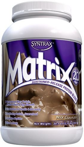 WHEY MATRIX (900g) - SYNTRAX