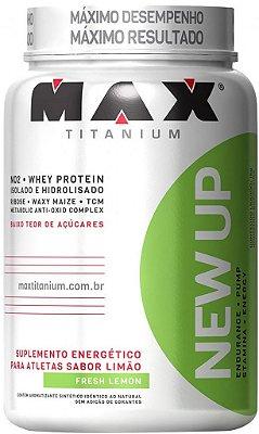 NEW UP Energético (600g) - MAX TITANIUM