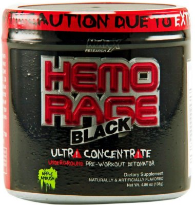 HEMORAGE BLACK ULTRA CONCENTRADO (137g) - NUTREX