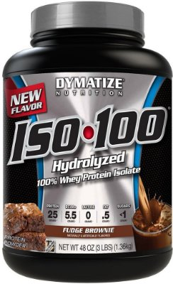 ISO 100 (Pote GRANDE! 1362g) - DYMATIZE