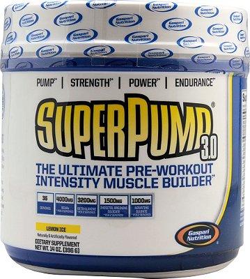SUPER PUMP 3.0 (457g) - GASPARI