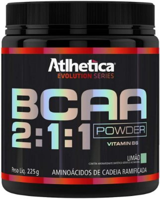 BCAA POWDER 2:1:1 Evolution Series (225g) - ATLHETICA