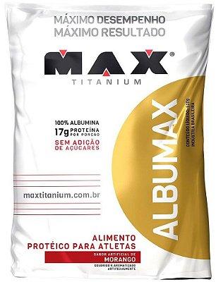 ALBUMINA ALBUMAX (500g) - MAX TITANIUM