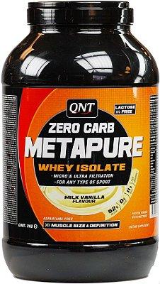 METAPURE WHEY ISO ZERO CARB (2kg) - QNT