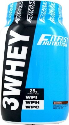WHEY 3W (909G) - FIT FAST