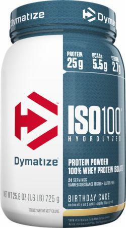 ISO 100 *NOVA EMBALAGEM* (726G) - DYMATIZE