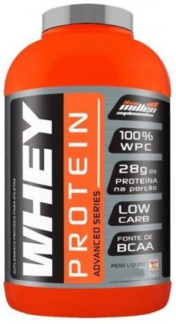 WHEY PROTEIN ADVANCED (909g) - NEW MILLEN