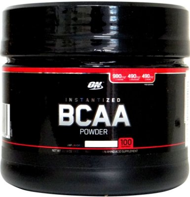 BCAA POWDER BLACKLINE (300g) - OPTIMUM