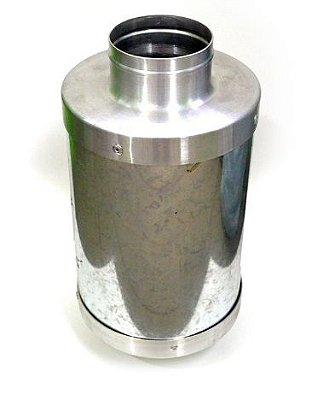 Silenciador 100 mm