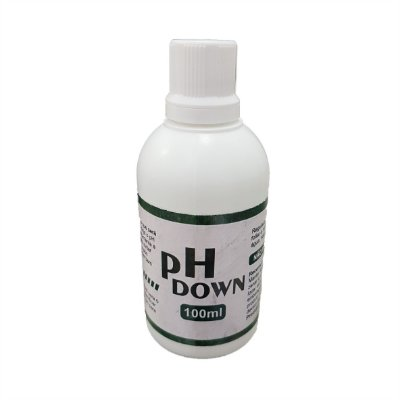 Regulador pH Down 100ml