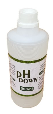 Regulador pH down 500ml
