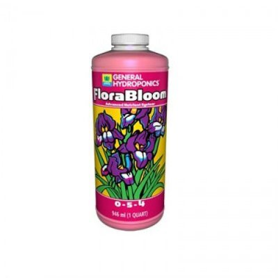 Fertilizante GH FloraBloom 946ml