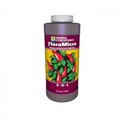 Fertilizante GH FloraMicro 946ml
